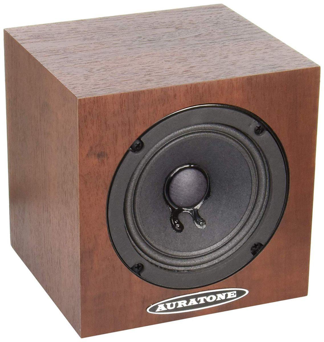 auratone 5c super sound cube hout