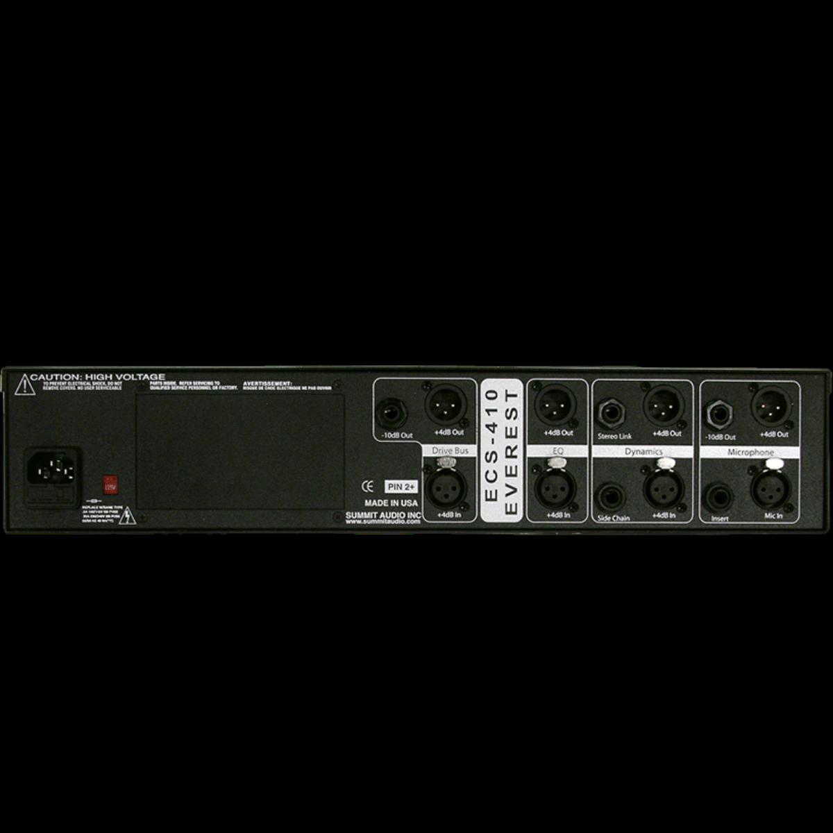 summit audio ecs410 everest