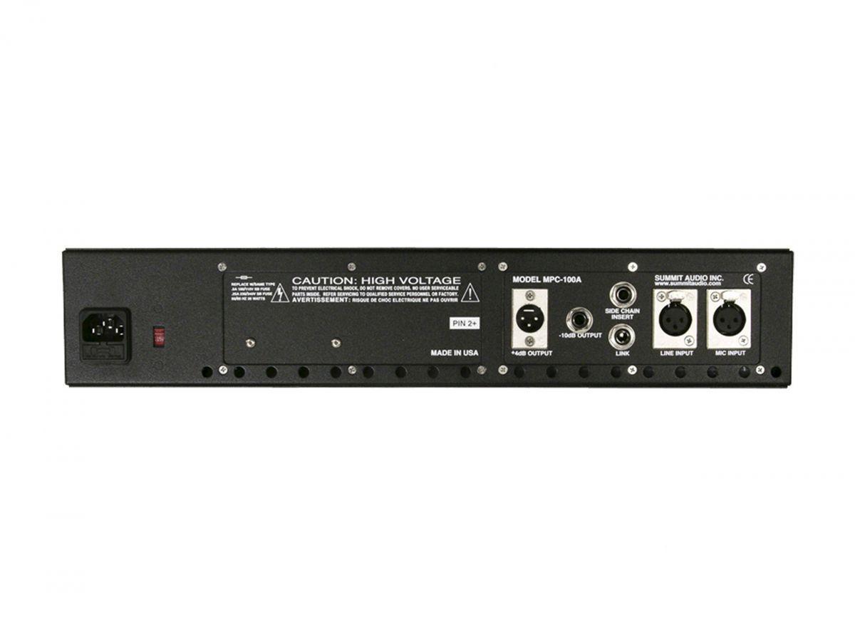 summit audio mpc100a
