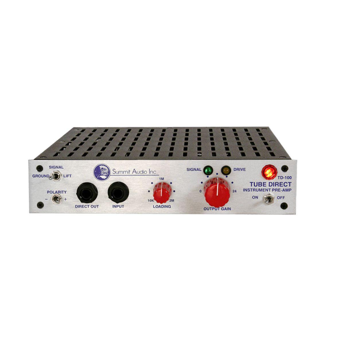 summit audio td100
